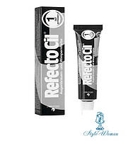 RefectoCil Краска для бровей и ресниц Черный