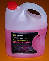 Омыватель стекла летний Starline Bubble Gum 4 литра