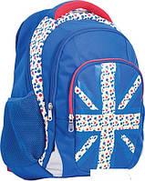 Рюкзак подростковый YES T-11 Britain для мальчиков и девочек  (552376)