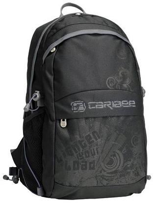 Замечательный городской рюкзак 16 л. Caribee Frantic 16, 920987 черный