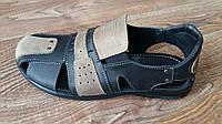Мужские сандалии кожаные 43 44