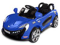 Детский электромобиль Caretero Aero blue