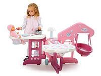 Игровой Центр по Уходу за Куклой Baby Nurse Smoby 24018
