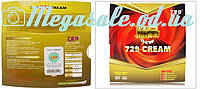 Накладка для ракетки настольного тенниса 729 Cream