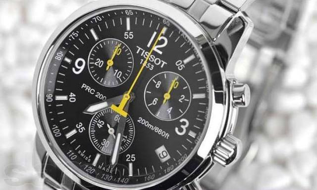 Часы Tissot Prc200 Купить Часы Tissot Prc200 недорого из