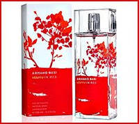 Женский парфюм Armand Basi Happy In Red (Арманд Баси Хэппи Ин Ред)