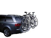 Багажник на крышку авто для 4-х велосипедов Thule ClipOn 9104