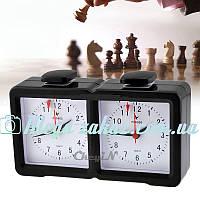Часы шахматные кварцевые Sprinter: удобные кнопки управления, работают от батарейки