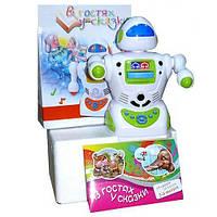 Развивающая игрушка Робот сказочник