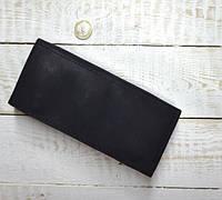 Дизайнерское портмоне из натуральной кожи GBAGS W010 черный