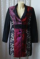 Плащ женский пиджак весна осень Taifun р.44 6568а