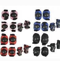Защита Z1337 детская для роликов,скейтов наколенники и налокотники