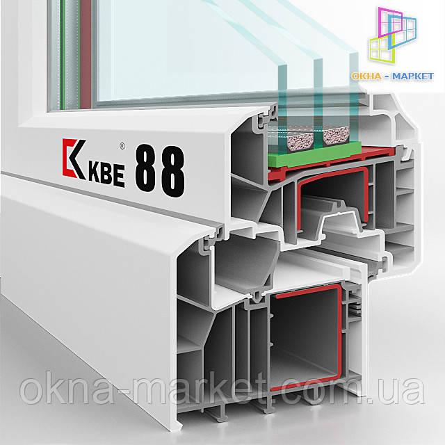 Немецкие окна kbe (кбе) в киеве - недорогой, качественный вы.