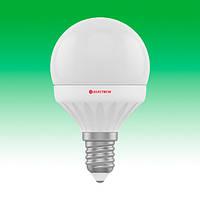 Светодиодная лампа LED 4W 2700K E14 ELECTRUM LB-10 (A-LB-0532)