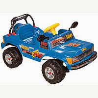 Автомобиль педальный  Сафари PILSAN 07-301, синий
