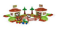 Детский игровой набор Домик ранчо Вадер Wader 53410
