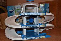 Детская игровой набор трехэтажный гараж Вадер Wader 50420