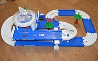 Детская игровой набор Парковка Полиция Kid Cars 3d Вадер Wader 51701