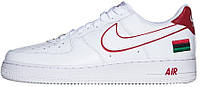 Мужские кроссовки Nike Air Force 1 Low (найк аир форс низкие) белые