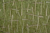 Обивочная ткань шенилл Спичка олива