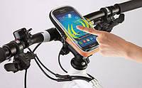 Сумка для смартфона на руль или руку ROSWHEEL 11363