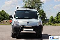 Передняя защита для Renault Kango 1998-2007 Patriot ST Line