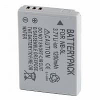 Аккумулятор NB-5L (аналог) для фотоаппаратов CANON - 1200 ma