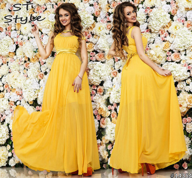 Женские торжественные платья