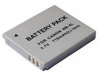 Аккумулятор NB-4L (аналог) для фотоаппаратов CANON - 710 ma