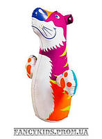 Детская надувная игрушка фигура-неваляшка Intex 44669