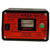 Зарядное устройство «АИДА-6м»: 12В АКБ 4-75А*час. Под заказ с переключателем гелевый/кислотный