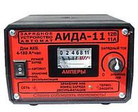 Зарядное устройство «АИДА-11»: 12В АКБ 4-180А*час. Под заказ с переключателем гелевый/кислотный