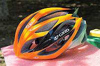 Шлем велосипедный Giro ionos orange