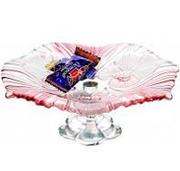 Блюдо Miranda Satin Rose 240мм Walther Glas w7364