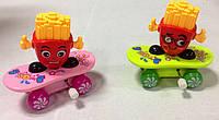 Забавная картошка на скейте Huile Toys
