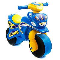 Детский мотоцикл-толокар Байк Спорт 0139/10 Фламинго-Тойс