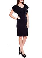"""Стильное черное платье """"Ализ блэк"""", размеры  S (42-44), M (44-46), L (46-48)"""