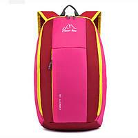 Молодежный спортивный рюкзак для девушки