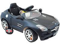 Детский электромобиль Alexis-Babymix Z681PBR black