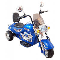 Детский Электромотоцикл Alexis-Babymix HAL-500 blue