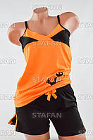 Женская домашняя одежда Турция. Размер S-M.