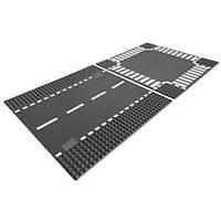 Конструктор Lego City Перекресток (7280)