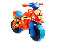 Детский мотоцикл-толокар Байк Спорт 0139/2 Фламинго-Тойс