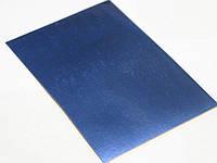 Зеркальная пленка под синий хром