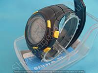 Детские часы Mingrui MR-8559082 (113904) черные электронные пластиковые подсветка число месяц день недели
