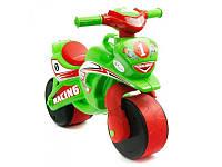Детский мотоцикл-толокар Байк Спорт 0139/5 Фламинго-Тойс