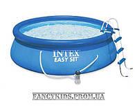 Детский надувной бассейн Семейный Easy Set Intex 28176