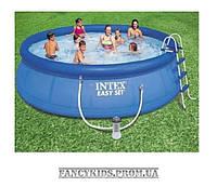 Детский надувной бассейн Семейный Easy Set Intex 2818