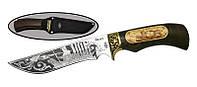 Нож с фиксированным клинком Велес