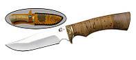 Нож с фиксированным клинком Юнкер